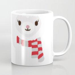 Fa La La La Llama Christmas Llama Coffee Mug