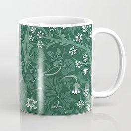 "William Morris ""Blackthorn"" 4. Coffee Mug"