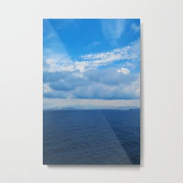 Just breathe i Metal Print