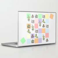 bugs Laptop & iPad Skins featuring Bugs by Scribblebro