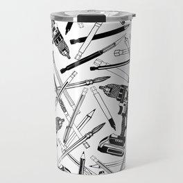 Art Bits Drill Set Travel Mug