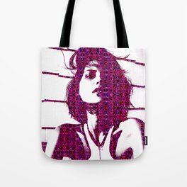 Fashion; Lusting for Floral: Catherine McNeil Tote Bag