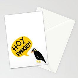 Hoy, Panget! (Hey, Ugly) Stationery Cards