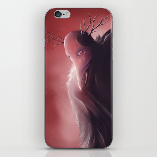 The Dead iPhone Skin