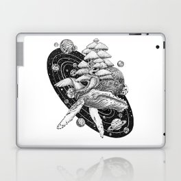 Space Whale Laptop & iPad Skin