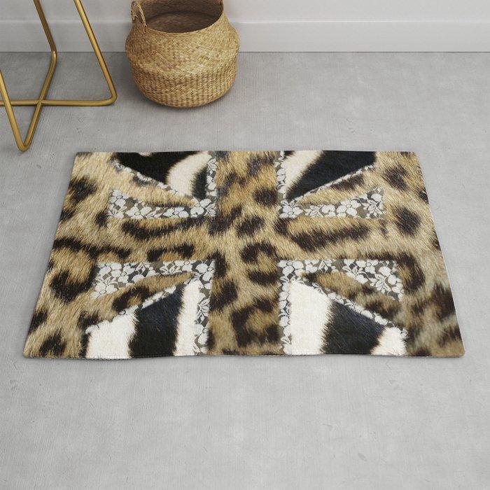 Hipster Leopard Print Zebra Uk Union