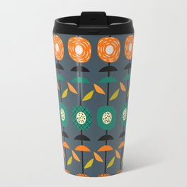Modern floral decor Travel Mug