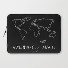 Adventure Map Laptop Sleeve