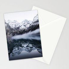 Mystic Mountains Stationery Cards