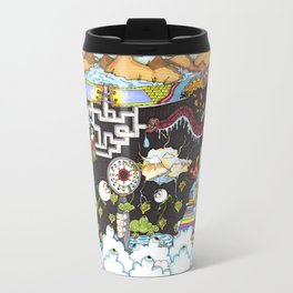 Sewage System  Travel Mug