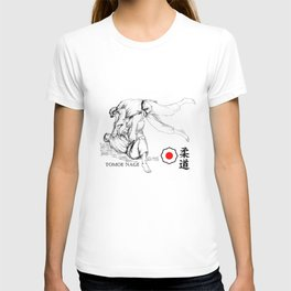 Técnica Tomoe Nage T-shirt