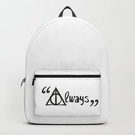Always Deathly Hallows Backpack