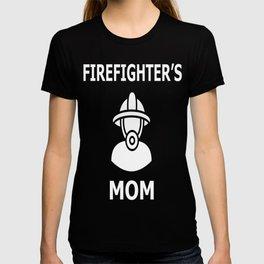 firefighter_s mom T-shirt