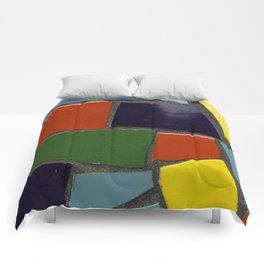 Tile Work Comforters