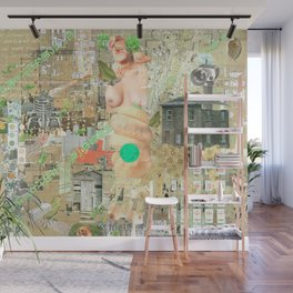 Disappoint Party Wall Mural