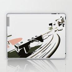 VINYL TURNTABLES Laptop & iPad Skin