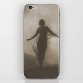 Anne Brigman Photograph - The Breeze, 1910 iPhone Skin