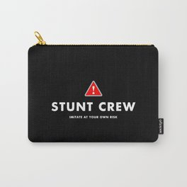 Stunt Crew Carry-All Pouch
