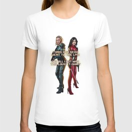 Tanis and Sera went to the LMC T-shirt
