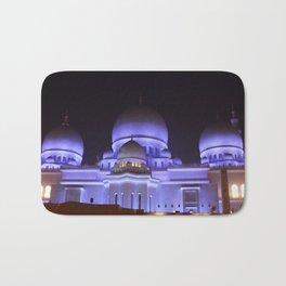 Sheikh Zayed Grand Mosque Bath Mat