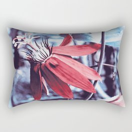 Passion flower Rectangular Pillow