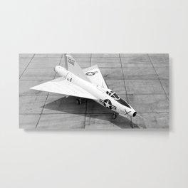 Convair XF-92A Metal Print