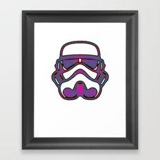 Trooper 1 Framed Art Print
