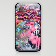 Air Bubbles iPhone & iPod Skin