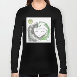 Flora and the Fern Long Sleeve T-shirt