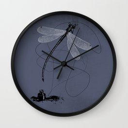 Here, There & Back Again (P). Wall Clock