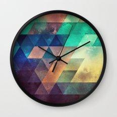lytr vyk ryv Wall Clock