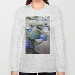 Sea Glass Assortment 6 Long Sleeve T-shirt