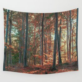 morton combs 03 Wall Tapestry
