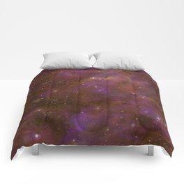 Celestial Nebula Comforters