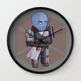 Heavy Armorer Wall Clock