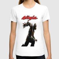 ninja T-shirts featuring Ninja by Afaalstore