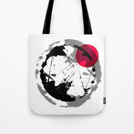 'UNTITLED #10' Tote Bag
