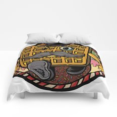Distinguished Waffleman. Comforters