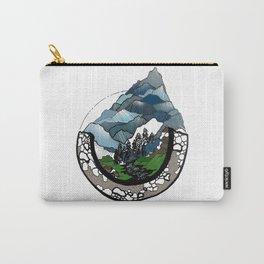 Mountainscape Colour Carry-All Pouch