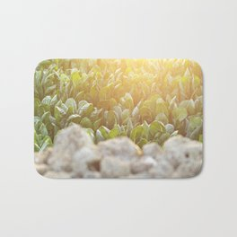 Sunset in Italy, fine art, landscape photo, Sicily photography, Puglia, Apulia, nature lover, love Bath Mat