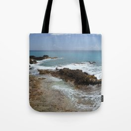 Ocean's Dance Tote Bag