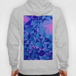 Shades of Blue Hoody