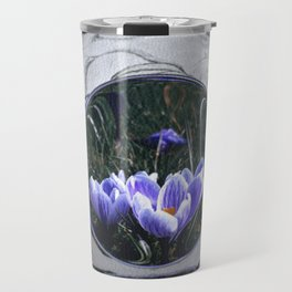 First blossoms of another spring Travel Mug