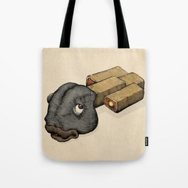 Fish Sticks Tote Bag