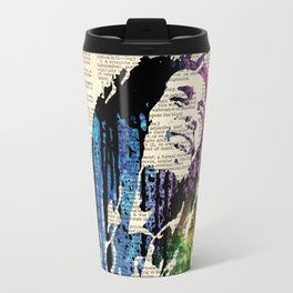 ONE LOVE - on dictionary page Travel Mug