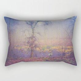 SWAMPY FOREST 3 (everyday 05.01.2017) Rectangular Pillow