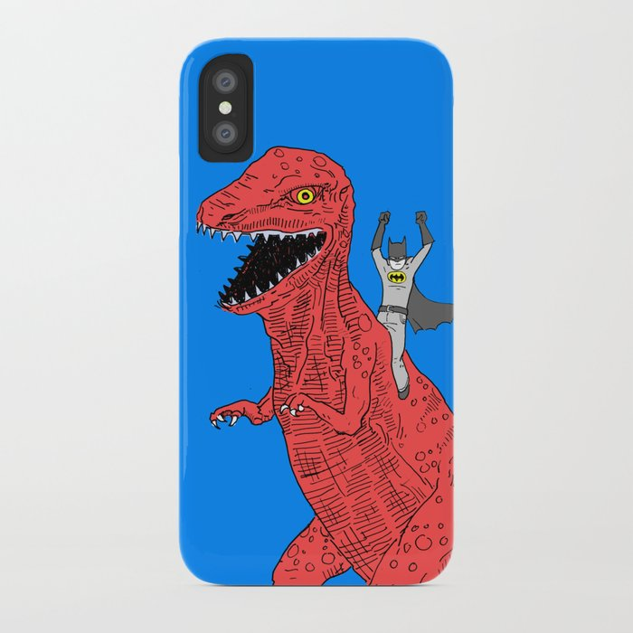 dinosaur b forever iphone case