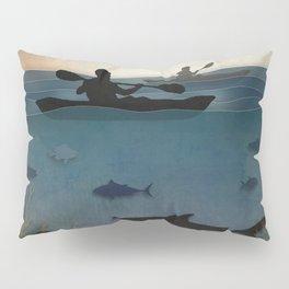 Sea Kayaking Pillow Sham