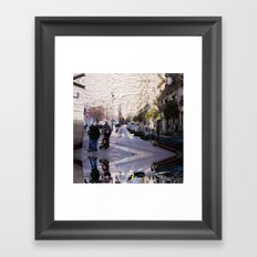 Dual fixed soothe say. Framed Art Print