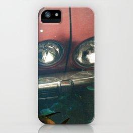 Underwater Wreck iPhone Case